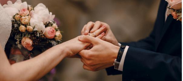 חתונוה בטבע